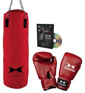Kickboxsack Home Set Fit
